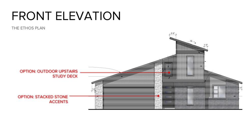 New Homes In Edmond & Oklahoma City | Unique Floor Plans